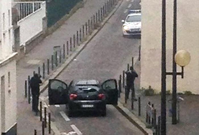 Charlie Hebdo Atacado