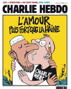 Charlie Hebdo - atentado